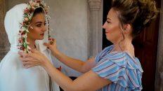 Flori la Castelul din Carpați: Making of